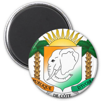 Ivory Coast coat of arms Magnet