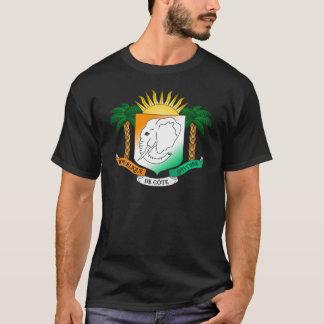 Ivory Coast coat of arms T-Shirt