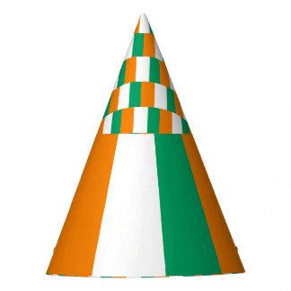 Ivory Coast Flag Party Hat