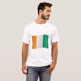 Ivory Coast Flag T-Shirt