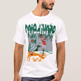IVORY COAST FOOTBALL ABSTRACT T-Shirt