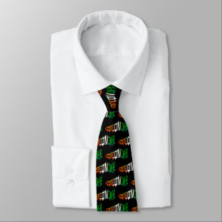 Ivory Coast Soccer Football Flag Tie