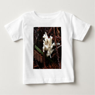 Ivory Coral Fungus Baby T-Shirt