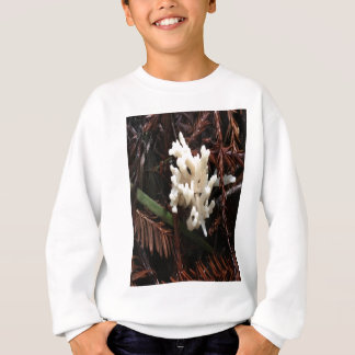 Ivory Coral Fungus Sweatshirt