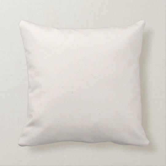 Ivory Decorative Pillow