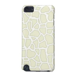 Ivory Giraffe Animal Print iPod Touch 5G Case