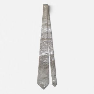 Ivory Glitter Tie