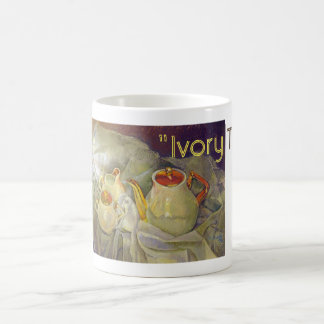 Ivory Tea Coffee Mug