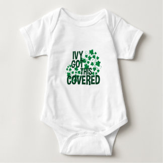 Ivy Covered Baby Bodysuit