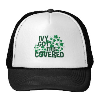 Ivy Covered Trucker Hat