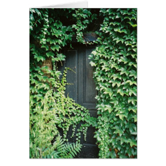 Ivy Door Card