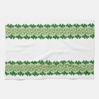 """Ivy Forever"" kitchen towel"