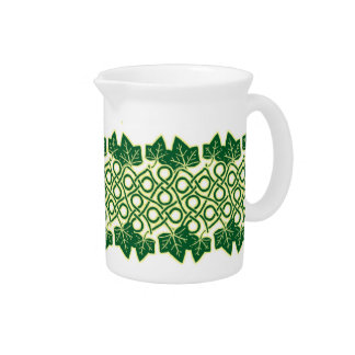 """""""Ivy Forever"""" pitcher"""