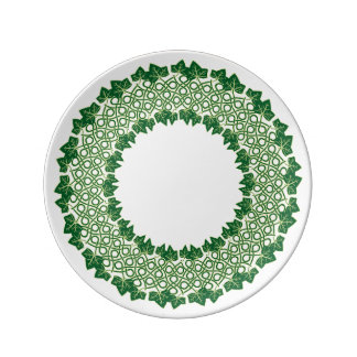 """""""Ivy Forever"""" plate"""