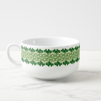 """""""Ivy Forever"""" soup mug"""