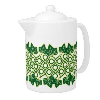 """Ivy Forever"" teapot"