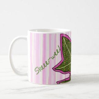 Ivy Leaf Sun Coffee Mug