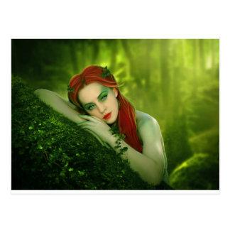Ivy Postcard