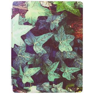 Ivy print case iPad cover