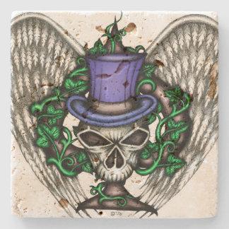 Ivy Spade Skull Coaster