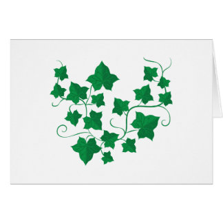 Ivy Vines Card