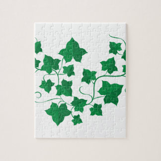 Ivy Vines Jigsaw Puzzle