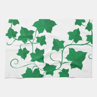 Ivy Vines Kitchen Towel