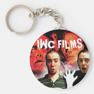 IWC Films Die and Let Live Keychain