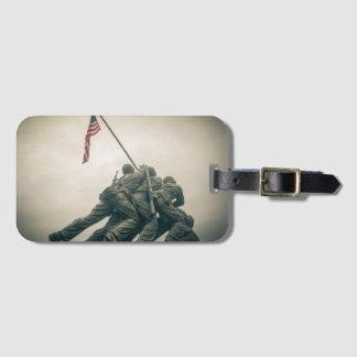 Iwo Jima Memorial in Washington DC Bag Tag