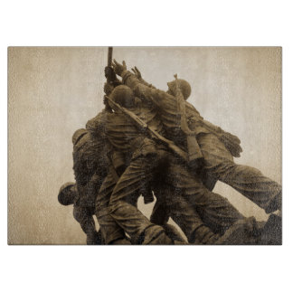 Iwo Jima Memorial in Washington DC Boards