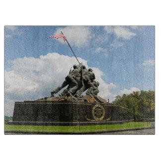 Iwo Jima Memorial in Washington DC Cutting Board