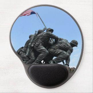 Iwo Jima Memorial in Washington DC Gel Mouse Pad