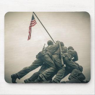 Iwo Jima Memorial in Washington DC Mouse Pad