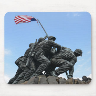 Iwo Jima Memorial in Washington DC Mouse Pad