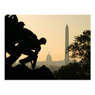 Iwo Jima Morning Postcard