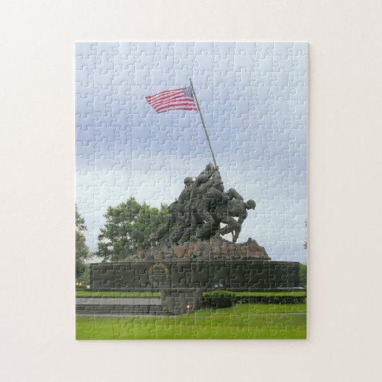 Iwo Jima Puzzle