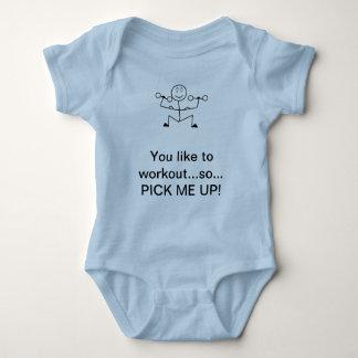 iWorkout Baby Bodysuit