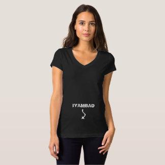 IYAMBAD Womens / Girls T-Shirt