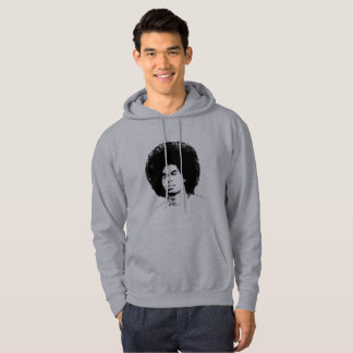 Iyayi Afro Basic Hooded Sweatshirt