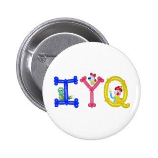 IYQ Balloon Button