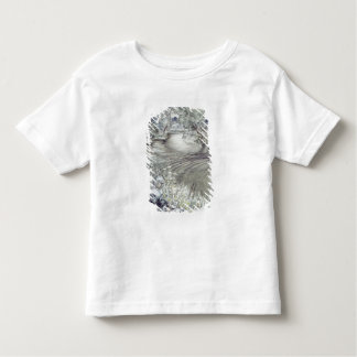 Izaak Walton reclining against a Fence Toddler T-shirt