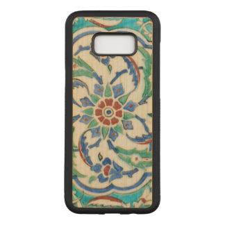iznik ceramic tile from Topkapi palace Carved Samsung Galaxy S8+ Case