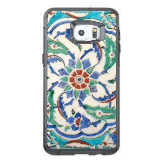 iznik ceramic tile from Topkapi palace OtterBox Samsung Galaxy S6 Edge Plus Case