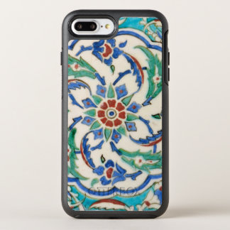 iznik ceramic tile from Topkapi palace OtterBox Symmetry iPhone 8 Plus/7 Plus Case