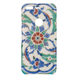 iznik ceramic tile from Topkapi palace Uncommon Google Pixel Case