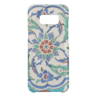 iznik ceramic tile from Topkapi palace Uncommon Samsung Galaxy S8 Case
