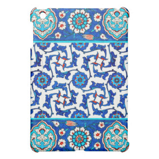 iznik tile iPad mini covers