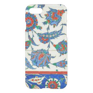 Iznik tile, turkish floral design iPhone 8/7 case