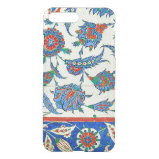 Iznik tile, turkish floral design iPhone 8 plus/7 plus case