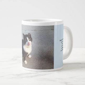 Izzy the bar cat mug